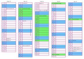 Pages de Calendrier scolaire-2